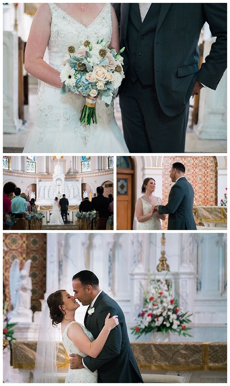 ST MARY'S CHURCH - SAN ANTONIO WEDDING PHOTOGRAPHERS