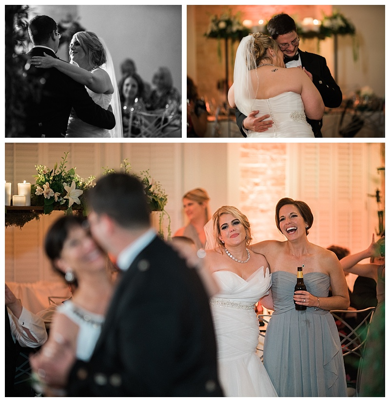 First dances - san antonio wedding photographers
