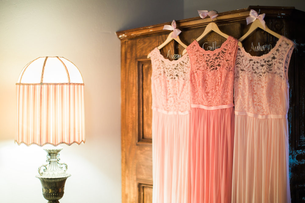 bridesmaid dress - san antonio wedding