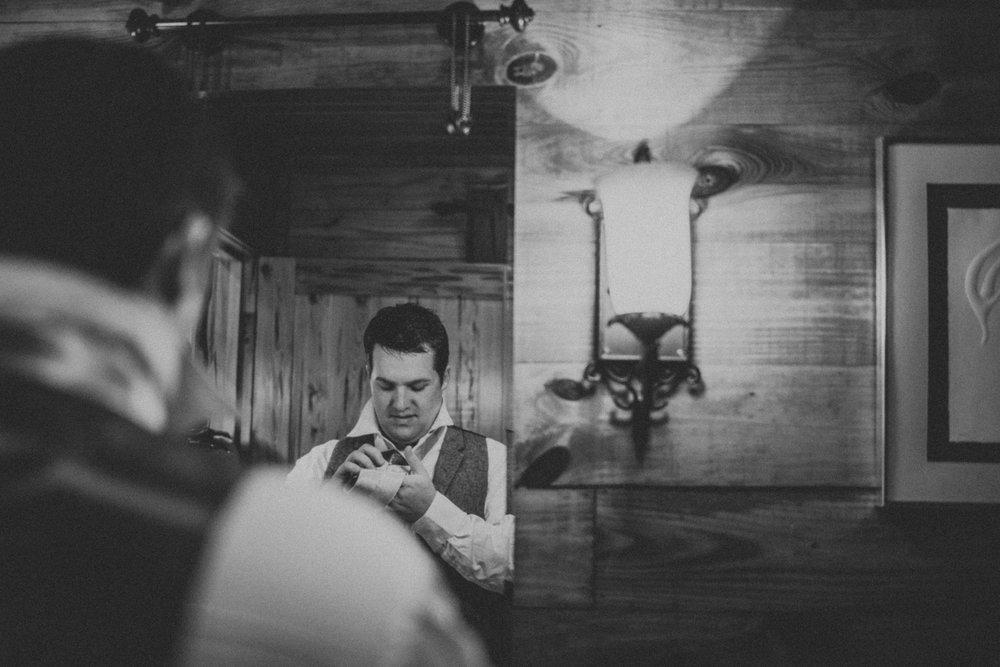 black and white groom - san antonio wedding photographers