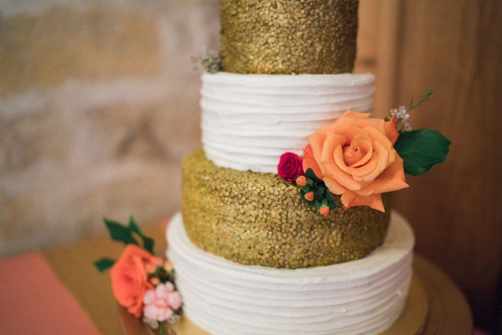 honey creek ranch - cake details