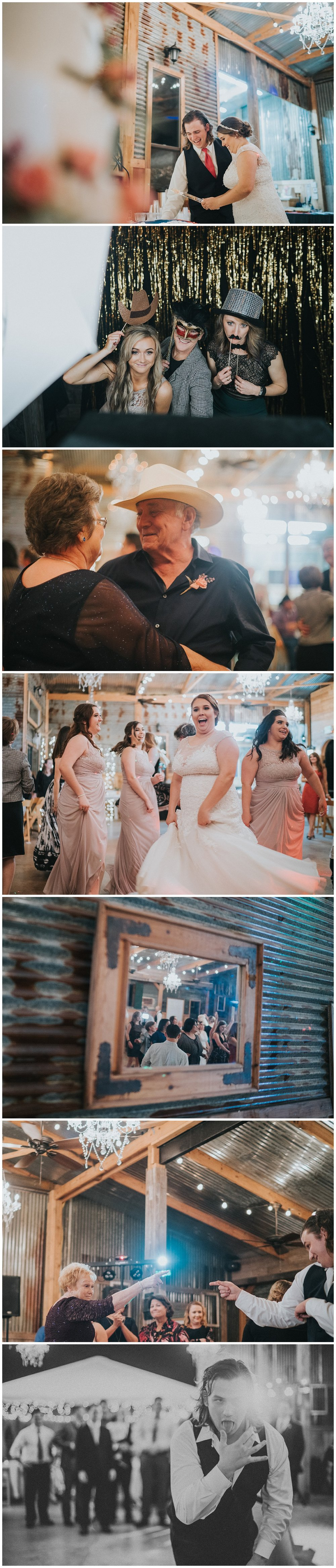 Barn and four pines - houston wedding photographer
