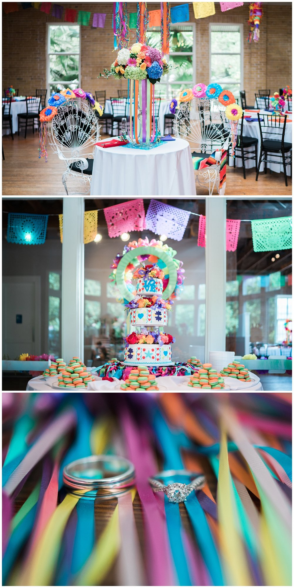 Zaza Garden Fiesta Wedding - San Antonio Wedding Photographer