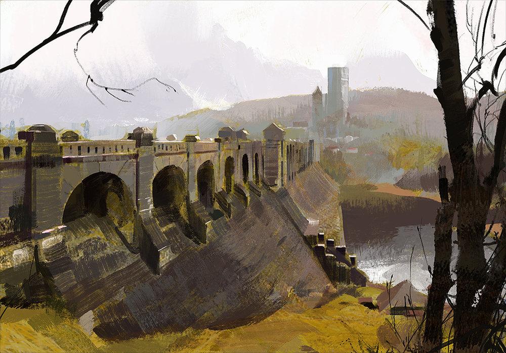Concept Art for Hawken