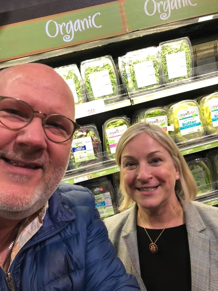 I ran into Congresswoman Susan Wild at the grocery recently. I actively and enthusiastically campaigned for the Wild campaign in Hellertown — canvassing countless doors, delivering signs, and organizing get-out-the-vote efforts.