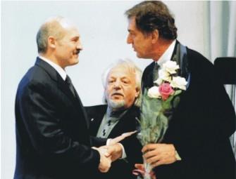 PresidentAleksandr Lukashenko, Belarus