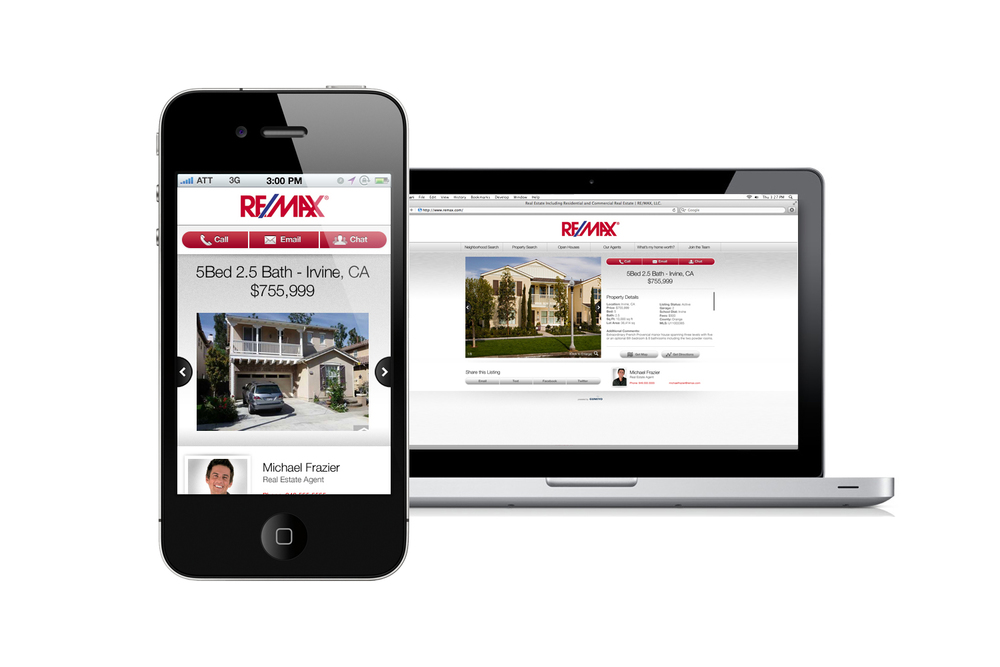 REMAX MOBILE WEBSITES