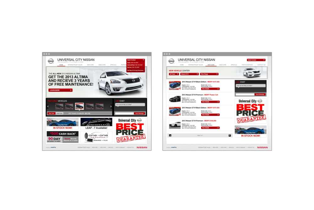 AUTOMOTIVE RESPONSIVE TEMPLATES