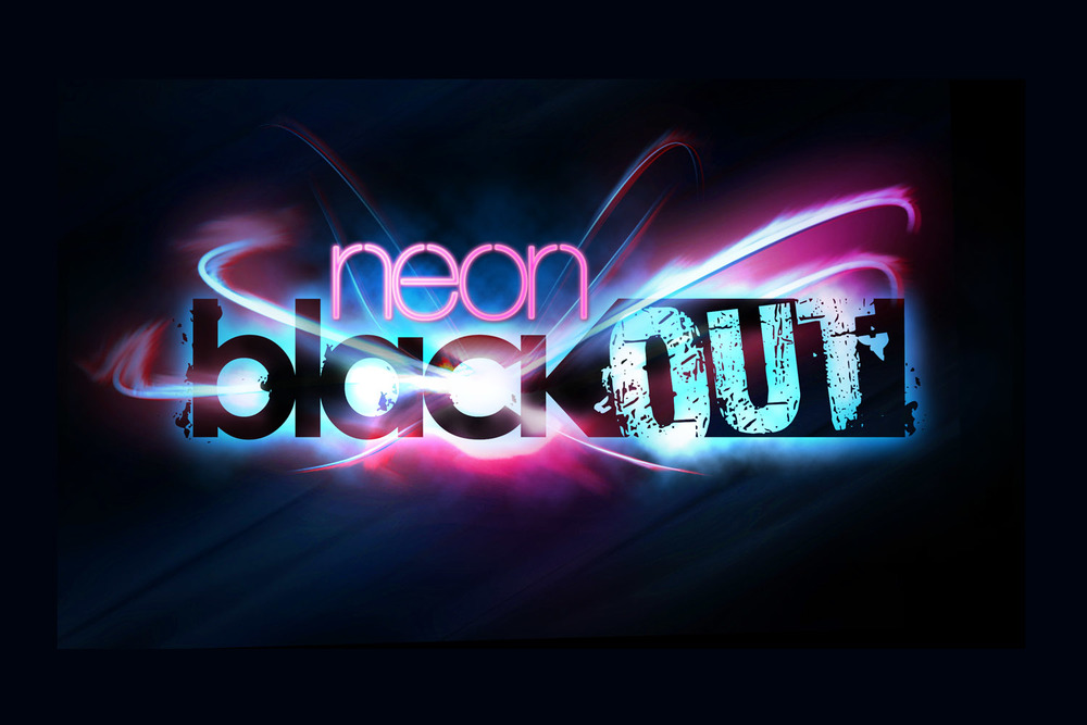 CLUB NEON BLACKOUT