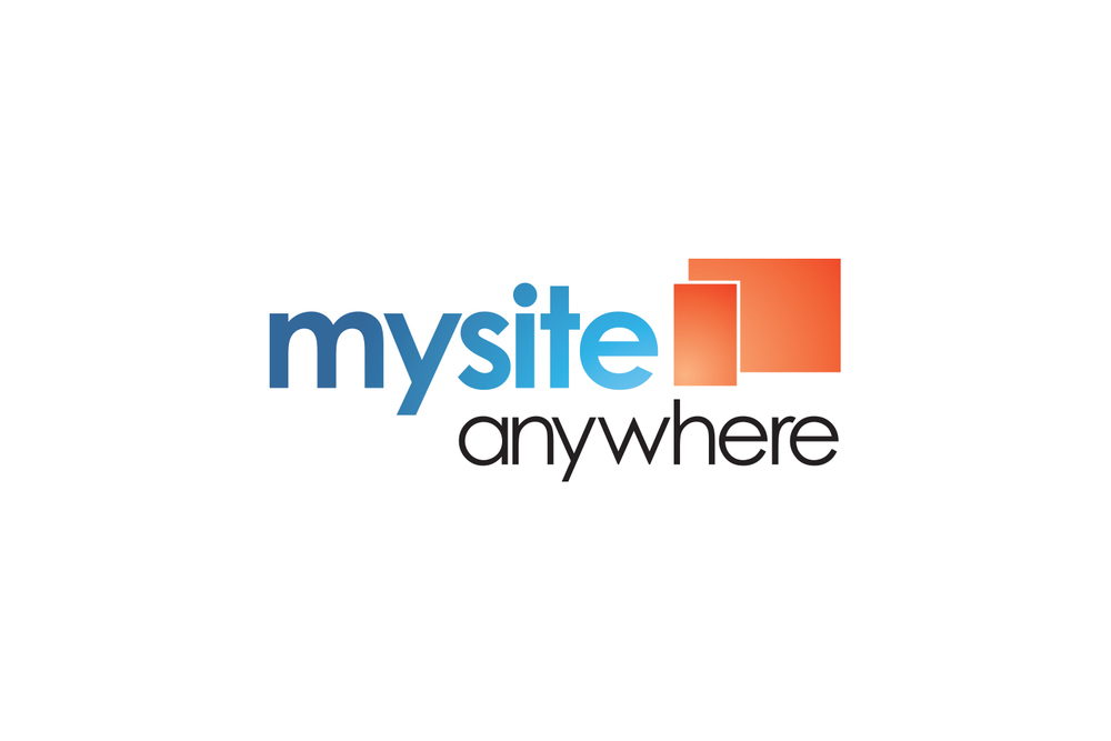 MYSITE ANYWHERE WEBSITE STUDIO