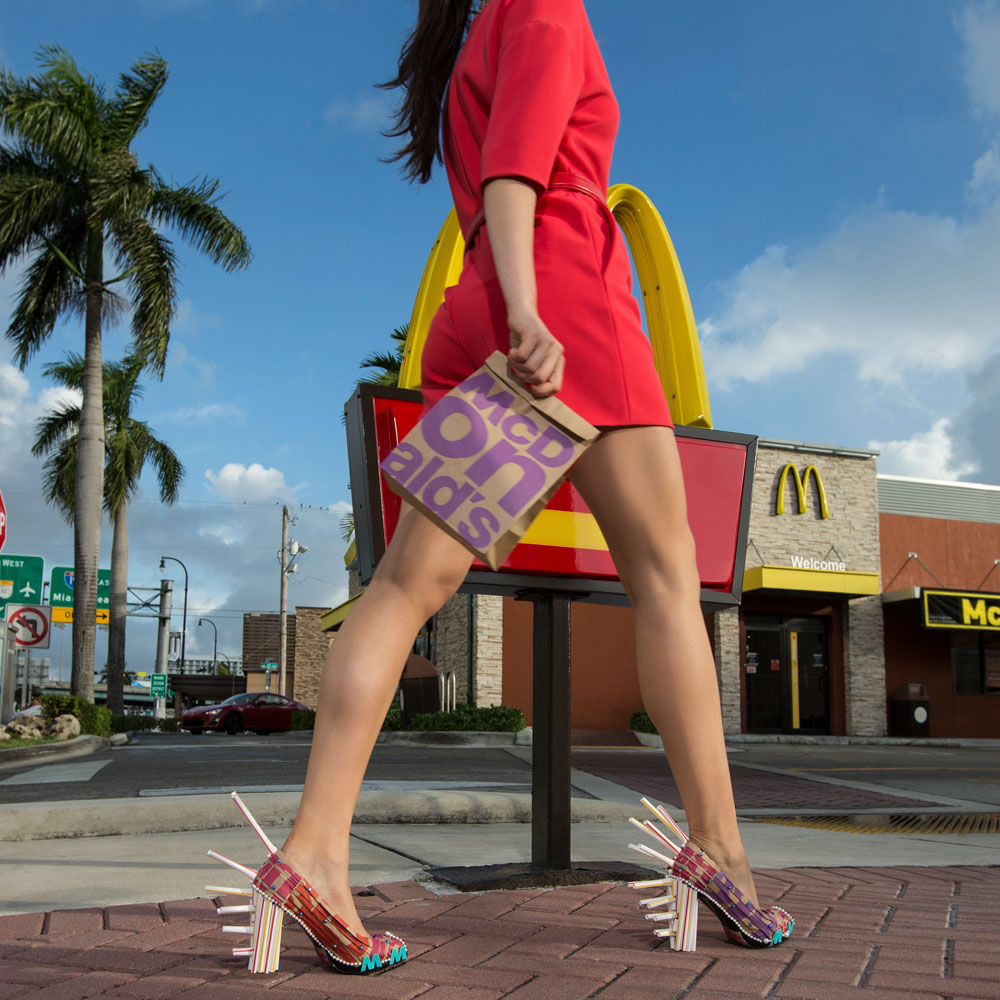 Where can I get me some Big Mac heels?