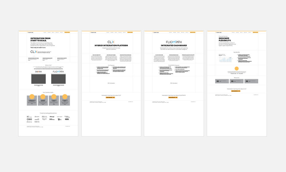 6. Graphical Storyboards & Wireframes  Sketch character design for graphical storyboards, while wireframe platform UI, email blasts, websites