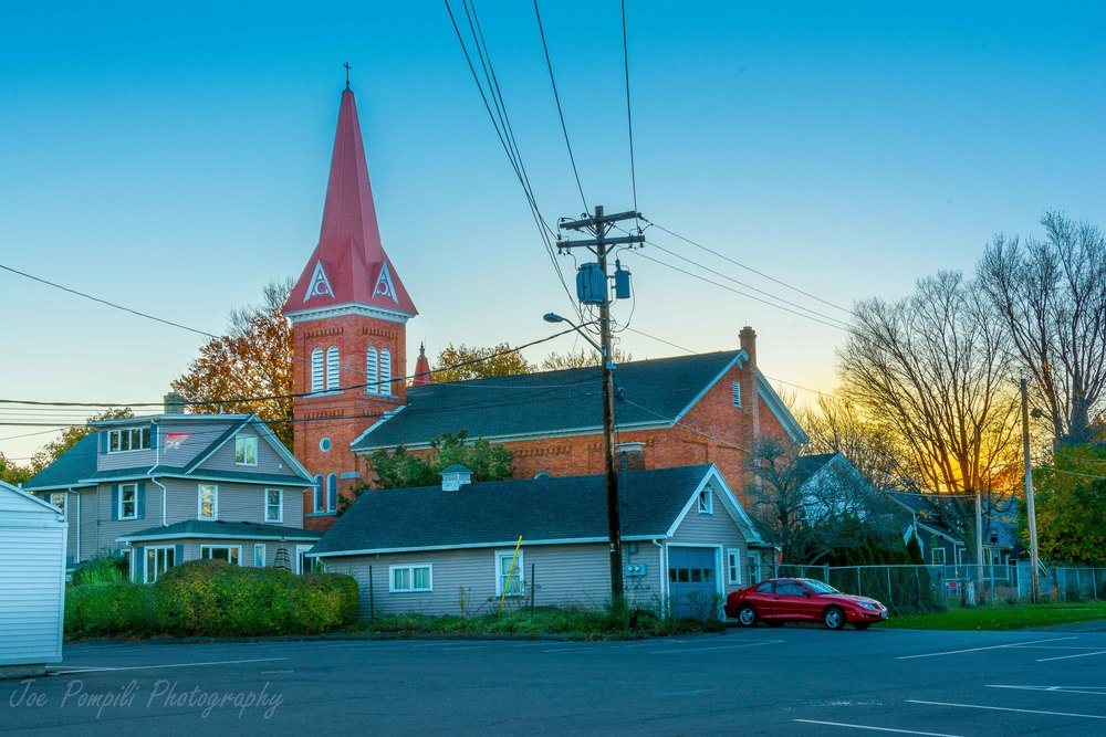 United Methodist Church (#3S)