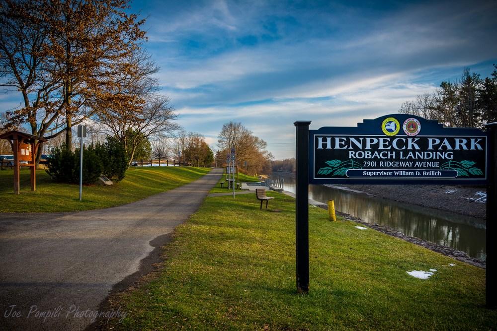 Henpeck Park- Elmgrove Rd. (#3G)
