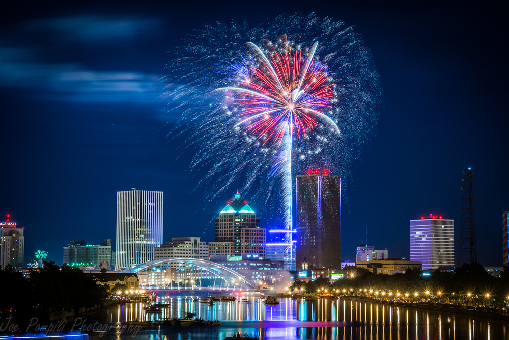 Rochester 4th of July Fireworks (#24R)