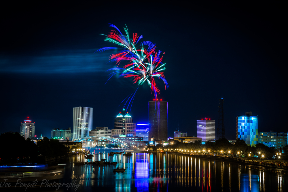Rochester 4th of July Fireworks (#27R)