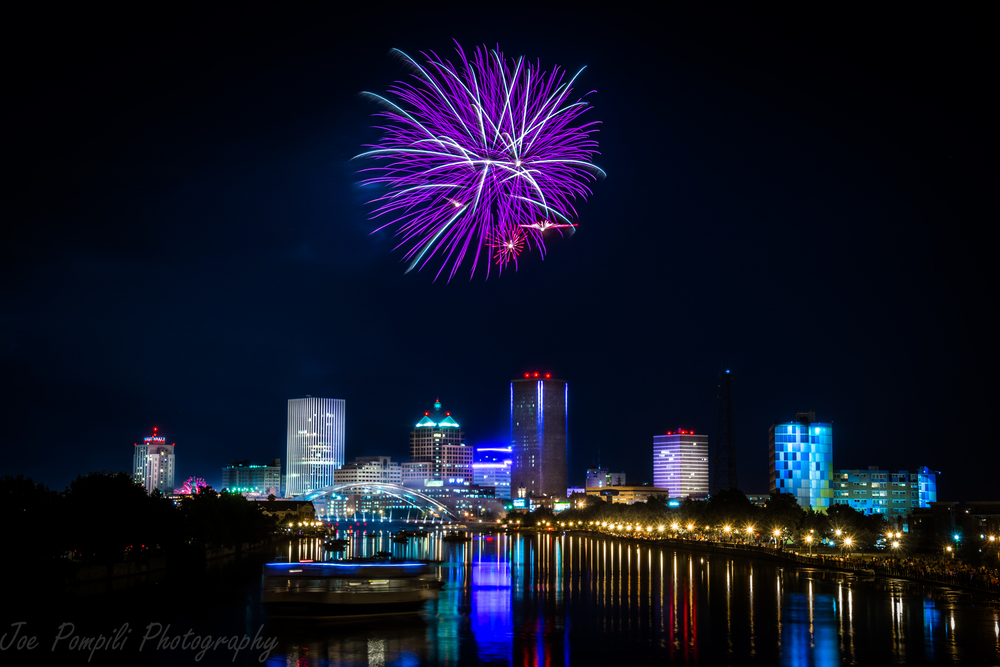 Rochester 4th of July Fireworks (#29R)