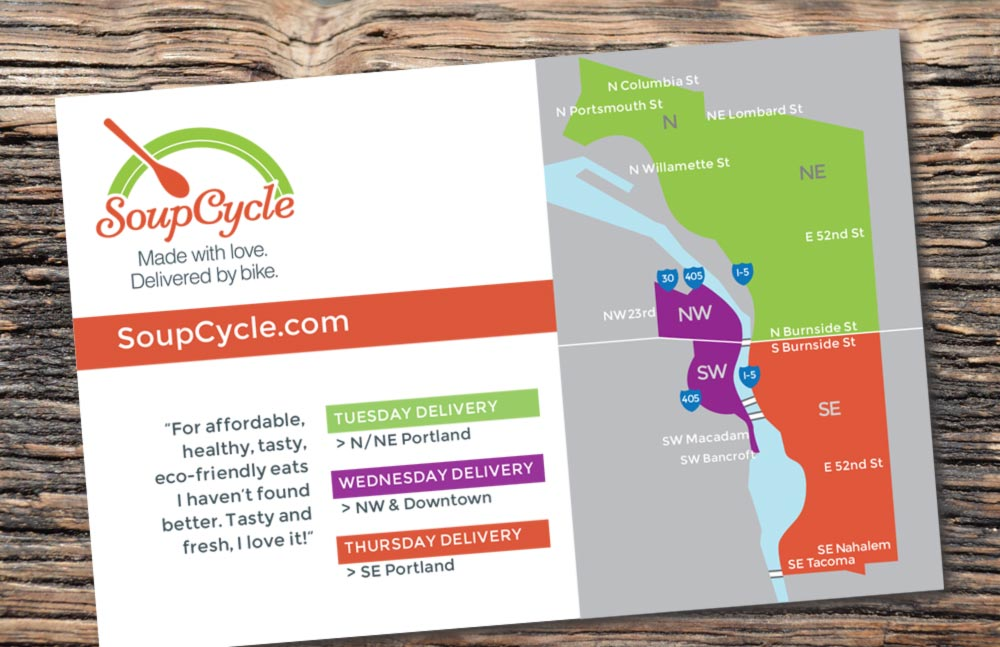 SoupCycle Brand Identity Collateral