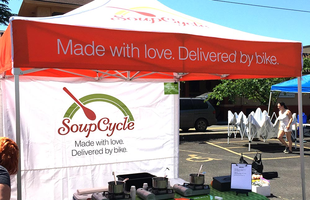 SoupCycle Experiential Brand Identity