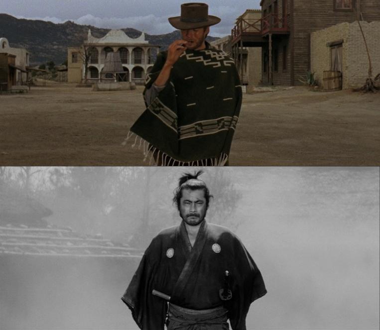 A fistful of Yojimbo