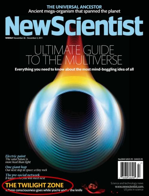 New Scientist hops on the Twilight bandwagon