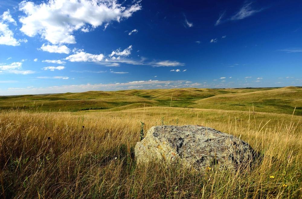 Rick Bohn took this intriguing photo in North Dakota.
