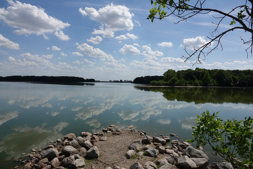 Is it northern Minnesota? No, it's Freeborn Lake.