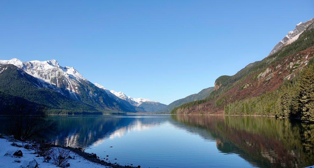 Chilkoot Lake. Haines, Alaska.