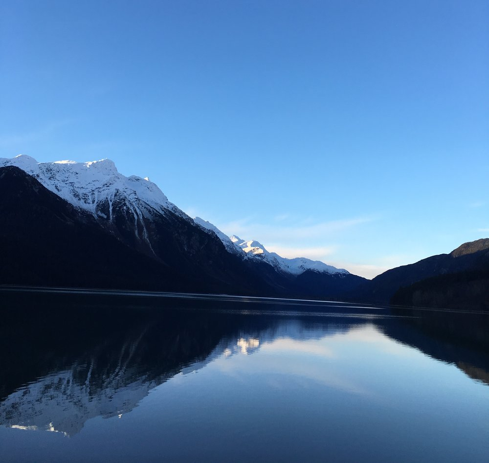 A visit to Haines, Alaska, is like frosting on the cake.
