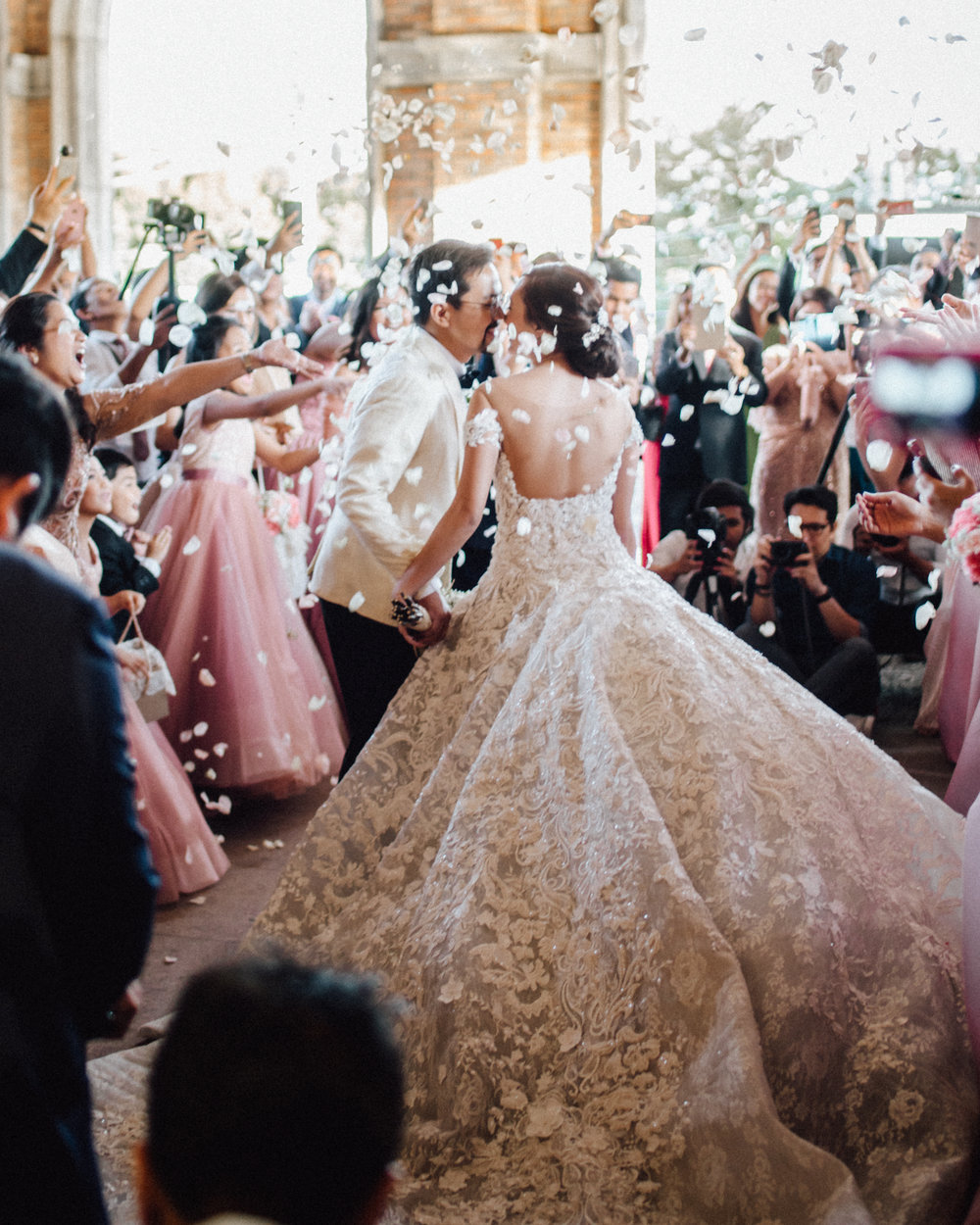 The Travel Chest - 6-8 Minute Film400 PhotographsFull Wedding Day Coverage2-3 Cinematographers/Photographer30-60 second InstaClipThe Travel Chest is my newest package, specifically designed for destination weddings and elopements. If there's one thing I want to capture, it's your dreamy, moody, adventurous and intimate time together. And what better way than in a faraway land, full of new sights and experiences. Myself and my partner(s) will be with you the entire wedding day, capturing the wonder of your location and the awe of your getaway love. With the astounding visuals, any heartfelt speeches, and an amazing cinematic soundtrack, your destination wedding film and photographs will be an heirloom you'll treasure for generations. Magnificently crafted into a 6-8 minute film, 150 edited photographs, and packaged into a USB flashdrive as an .mov file and .jpg files (with a select 120 photos in 4x6 prints), all imagery will be completely free to be uploaded on any of your online social media outlets! Trust me, you'll want to be sharing everything that The Travel Chest has to offer.Especially interested in:Italy, Portugal, Scotland, Croatia, Poland, Hawaii and The Philippines