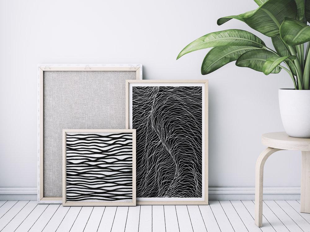 Small Art Prints