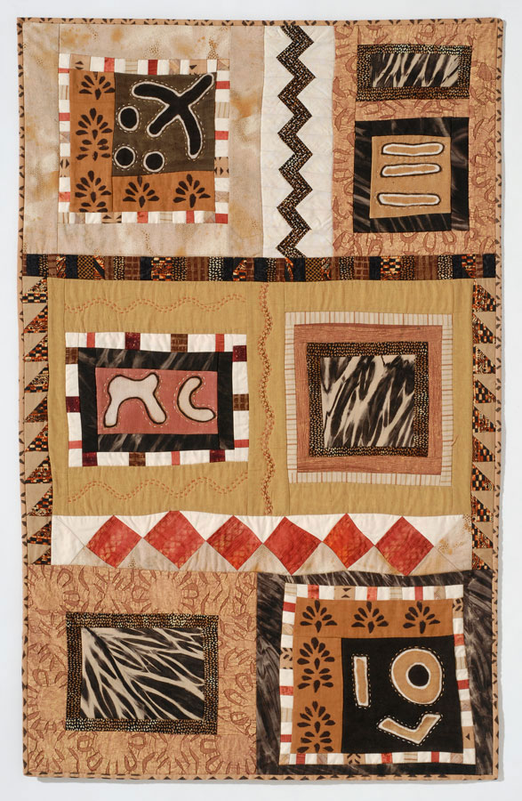 PREHISTORY OF QUILTING #1