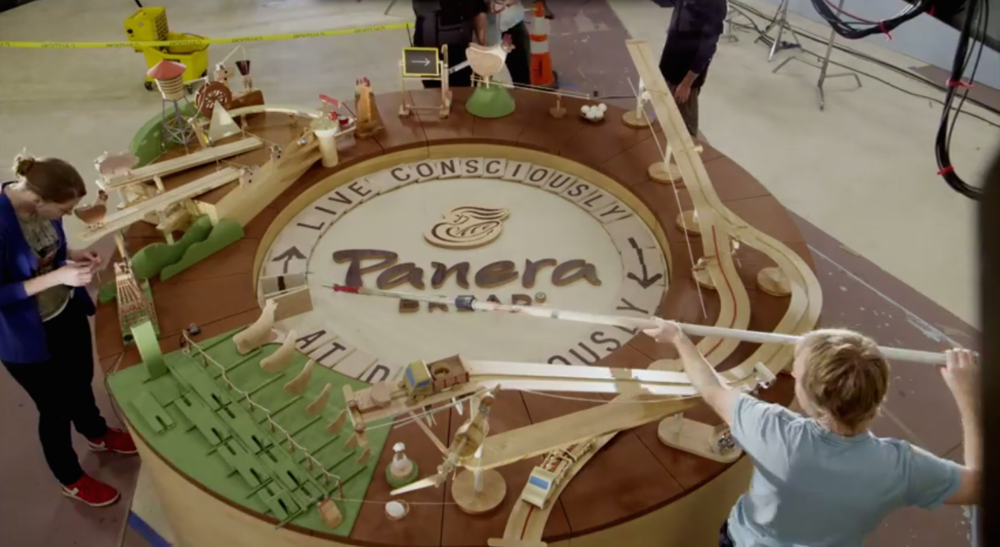 Panera Commercial