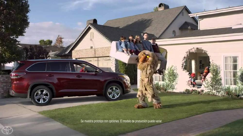 Toyota Superbowl