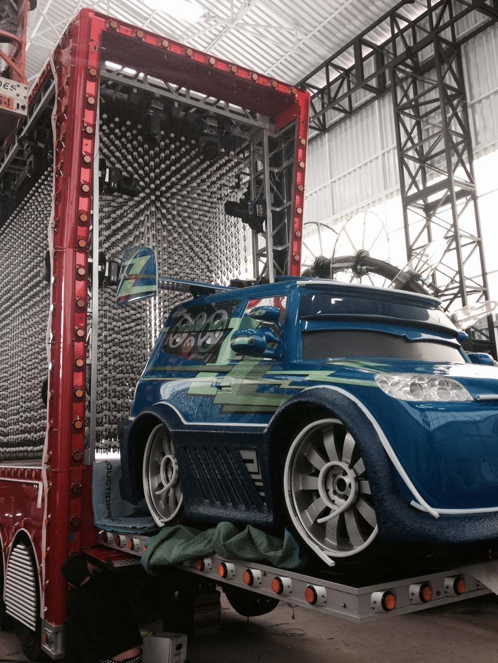 "Disney Tokyo's ""Cars"" Parade"