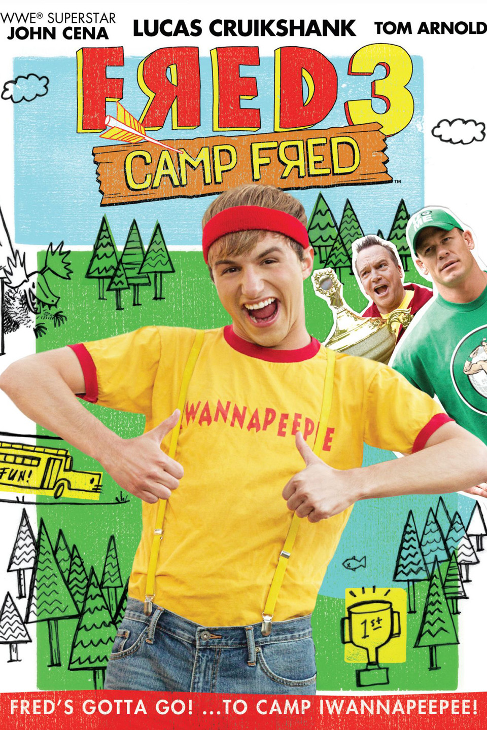 FRED 3: Summer Camp
