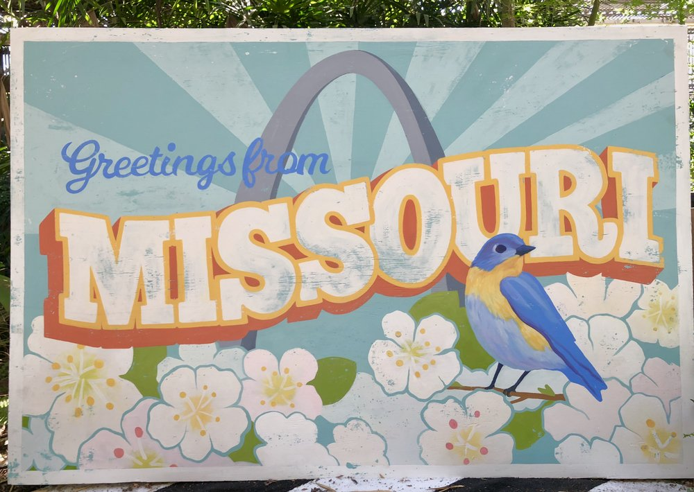 Postcard from Missouri