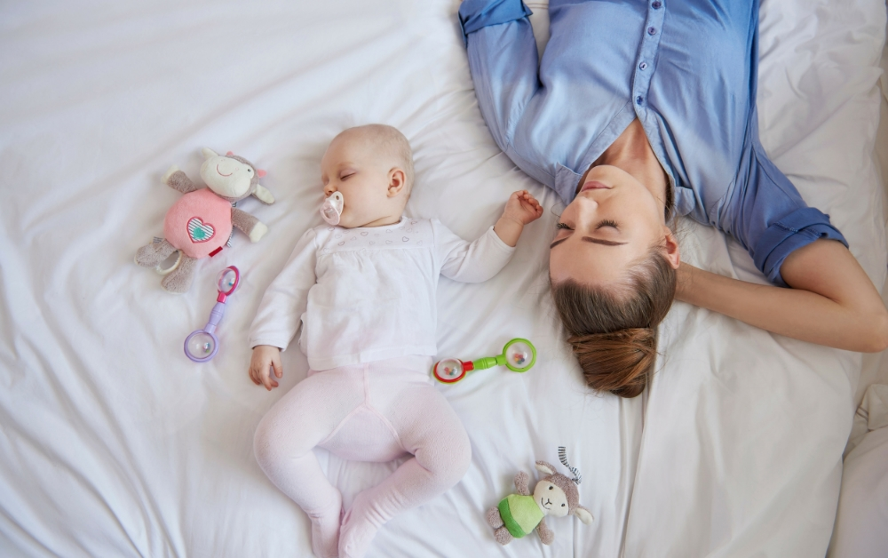 Nighttime Parenting Against The Grain A Guide To Safe Bed