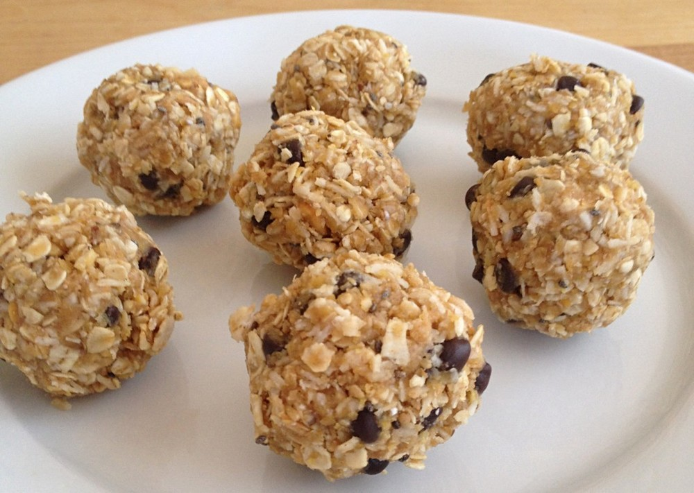 No Bake Lactation Bites