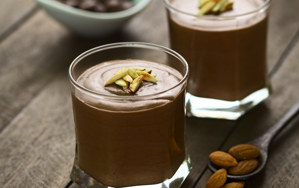 Avocado Chocolate Mousse Desert