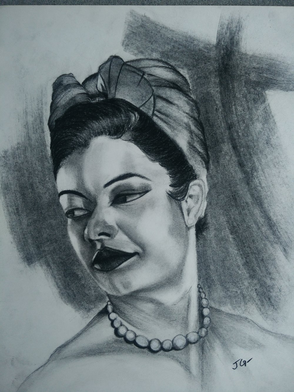 Portrait Drawing in Charcoal:  - Mondays, 6:00 pm to 7:00 pmLet's learn how to draw portrait in charcoal. Step by step instruction will be given for creating structure and planes of the head, rendering the five values of light and shadow, designing edges and creating likeness and composition. Instructor will show numerous charcoal drawing techniques, materials and concepts. Join us today!Level: BeginnerSupplies: All supplies included.
