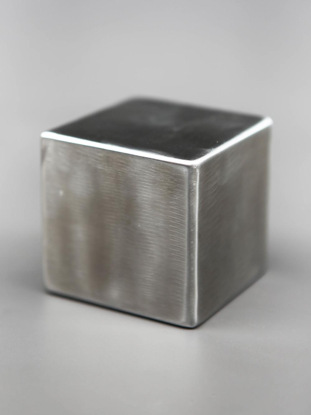 Steel Cube by Elektra Steel