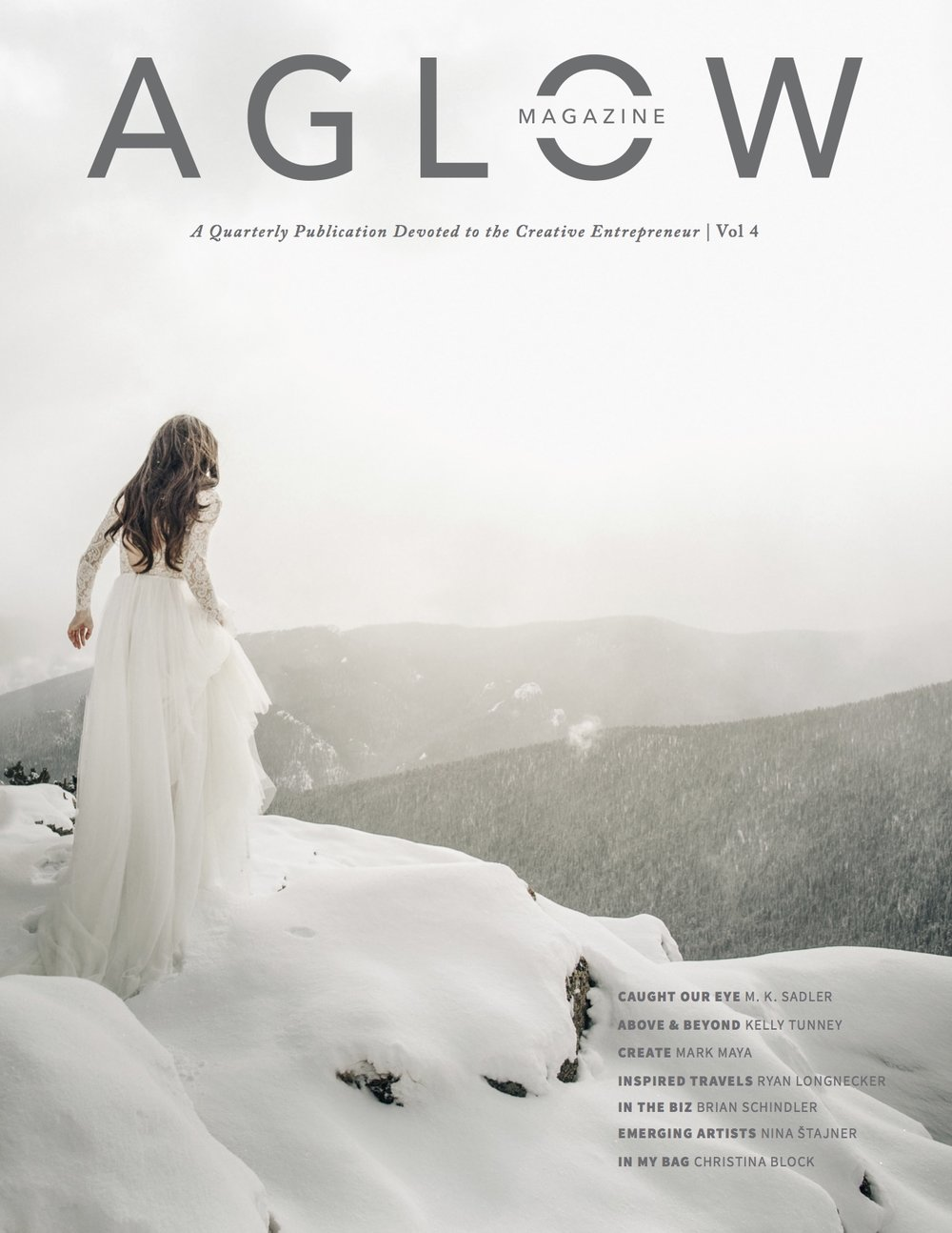 Elektra Steel in AGLOW Magazine - Cover.jpg