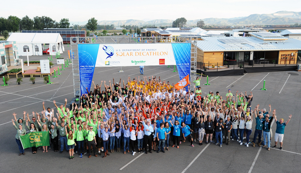 14 Teams of the Solar Decathlon, 2015