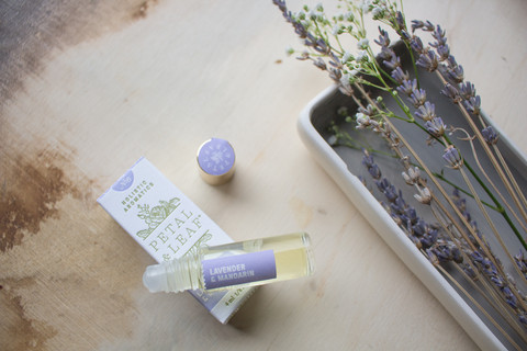 Lavender & Mandarin photographed by Be Clean