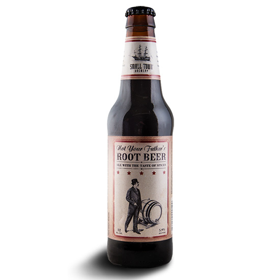 2.  Not Your Father's Root Beer  by Small Town Brewery