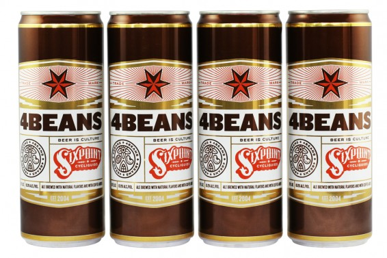 5. 4Beans Imperial Porter by Sixpoint