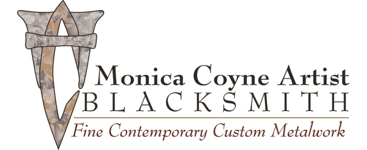 Monica Coyne Artist Blacksmith