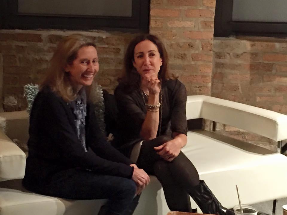Linda Carpenter, KYTT 2013 and Gina Marino-Kalish KYTT 2015.