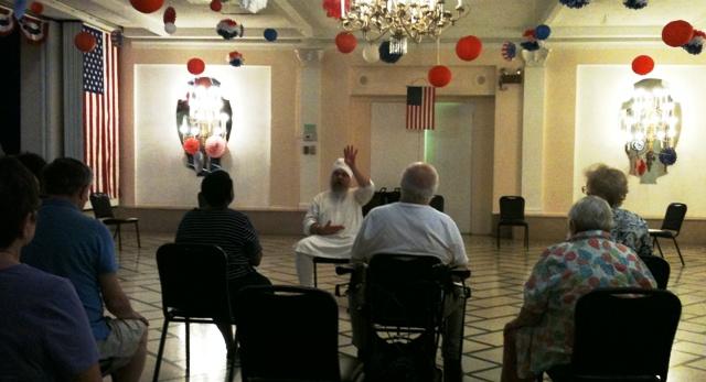 SSK Teaching Seniors at Oak Park Arms 2012 talk.jpg